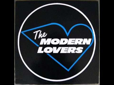 """THE MODERN LOVERS_ """"The Modern Lovers 1976 (Full Album)   SONGS:  0:00 - Roadrunner  4:05 - Astral Plane 7:07 - Old World 11:11 - Pablo Picasso 15:32 - I'm Straight 19:50 - Dignified & Old 22:22- She Cracked 25:16 - Hospital  30:52 - Someone I Care About 34:31 - Girl Friend  38:26 - Modern World 42:10 - Government Center"""