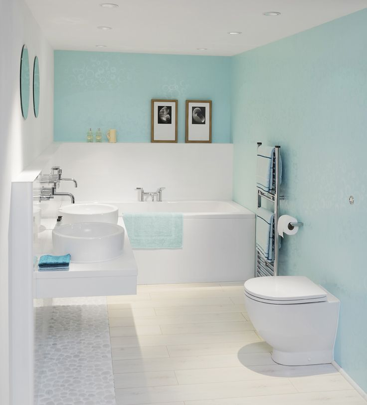 Ordinaire Bushboard   Worktops, Upstands And Splashbacks For Kitchen And Bathroom    Love This Turquoise Colour, Maybe With Some Dark Wood Accessories, Shelving  And ...