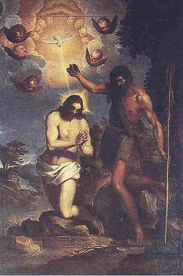 Connu 20 best Baptism of Christ images on Pinterest | Religious art  KZ89