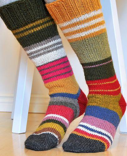 Ravelry: MeKos' Scrap Yarn Sock Advent Calendar 2014