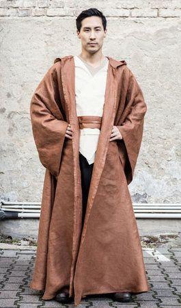 Tutorial fai da te: Star Wars: come fare un mantello da Jedi via DaWanda.com