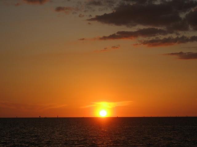 Florida sunset....so perfect.