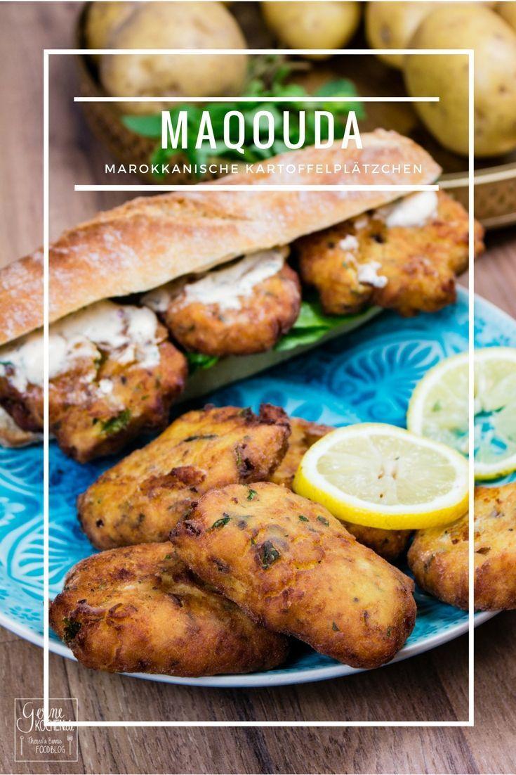 Maaqouda sind nordafrikanische French Fries. Man kann sie in einem Baguette essen oder einzeln.