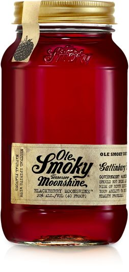 Blackberry Moonshine - Ole Smoky Moonshine Tennessee - You are next on my list :)