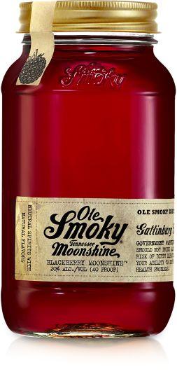 Blackberry Moonshine - Ole Smoky Moonshine Tennessee #moonshine #olesmoky