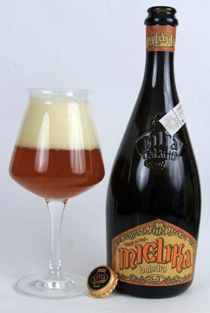Birra Baladin Mielika
