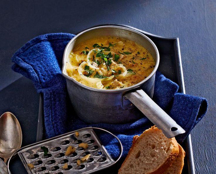 zupa chlebowo-cebulowa