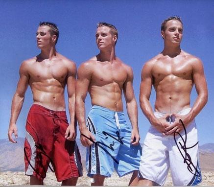 Karshner Triplets, yes please