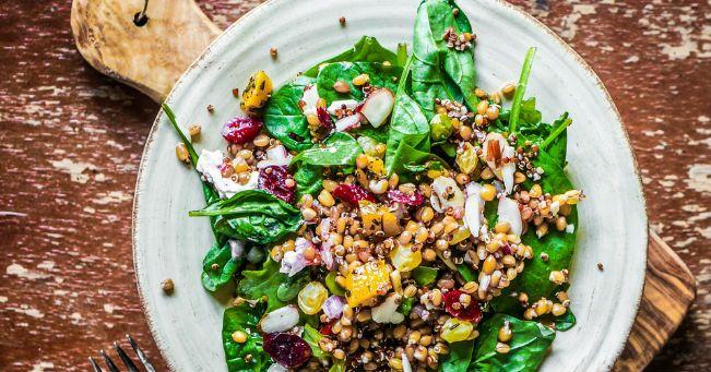 Ricette con la quinoa