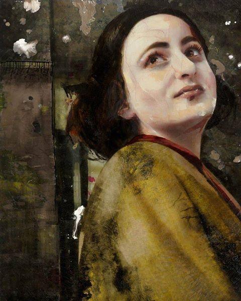 Lita Cabellut - Sterke Vrouwen
