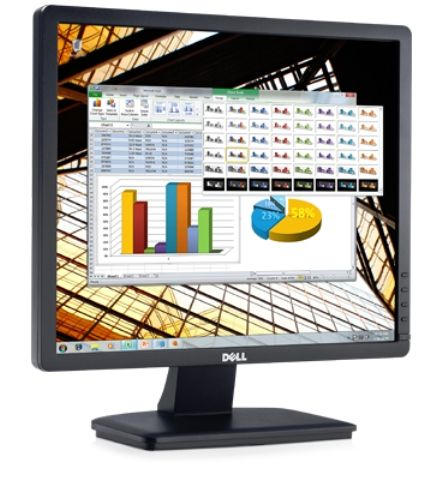 LCD Monitor Dell 19 inch