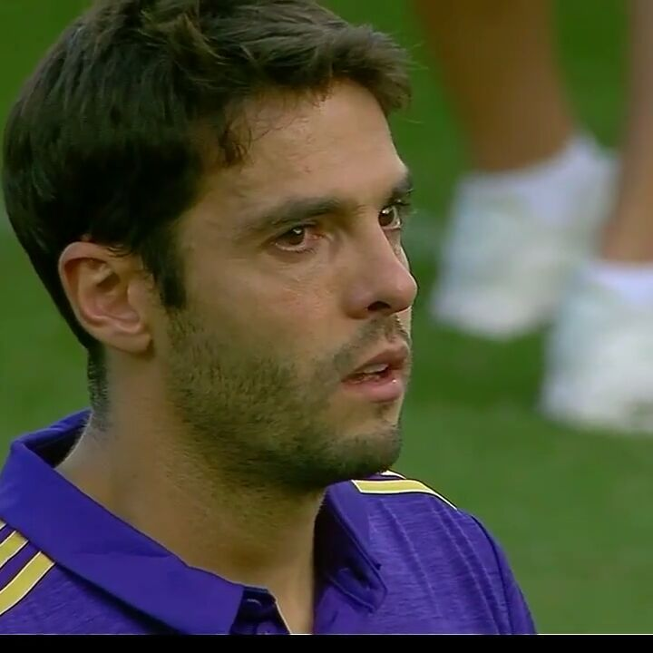 """""""Mi piace"""": 22.5 mila, commenti: 245 - AC Milan ⭕ (@milanmedia) su Instagram: """"#Kaka tears up ahead of his final home match for Orlando City SC / Thank you for everything ❤♥ . .…"""""""