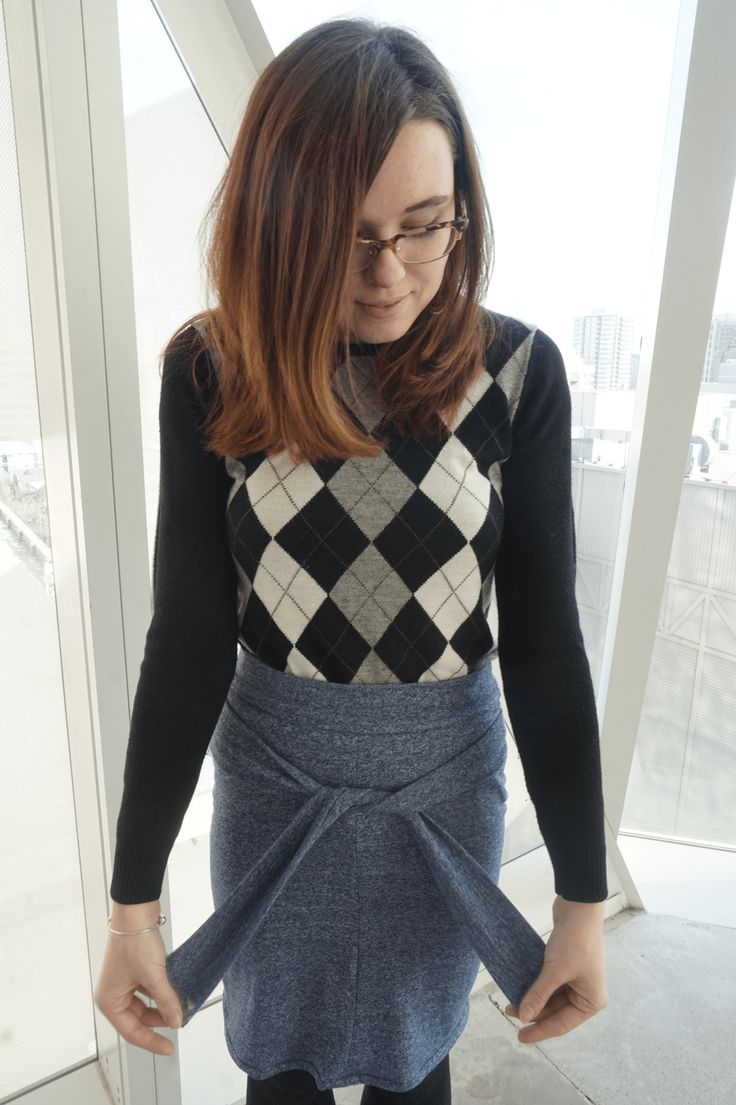 A Comfy and Casual Axel Skirt — Passion and Pins