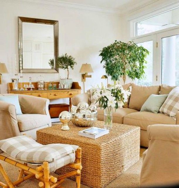 How To Add Style To A Small Family Room - Worthing Court