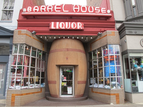 Barrel House Liquor Store