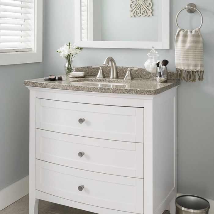 The Inspiring Bathroom Vanity 18 Deep Contemporary Ideas 16 Inch Decor Is One Of Pictures That Are Related With Post Abou