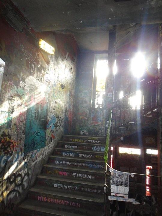 The coolest place in Berlin: Tacheles in Berlin