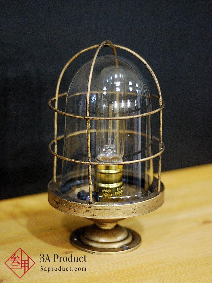 Antique Deco Lights #DL-BC-33, loft, lamp