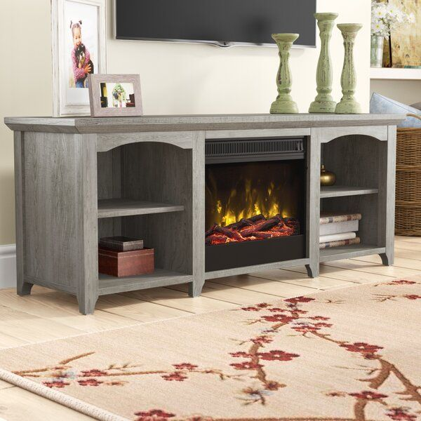 Danforth Tv Stand For Tvs Up To 60 With Fireplace V 2020 G