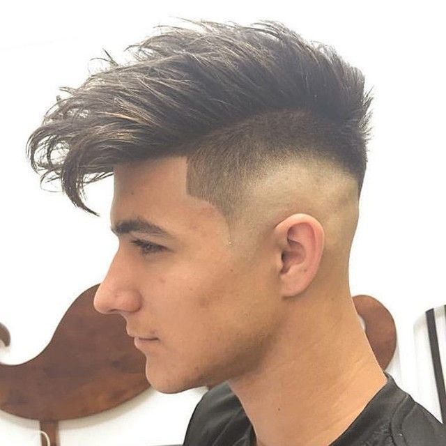 New Curve Fade Hair Hair Styles Cool Hairstyles For Men