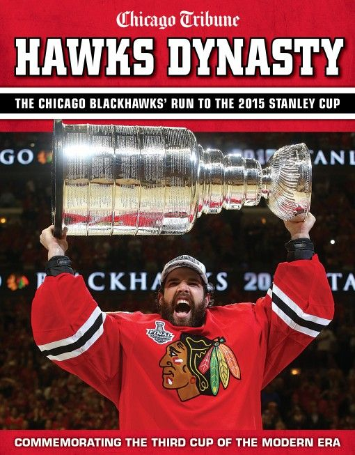 Commemorate the Blackhawks' third Cup of six years.