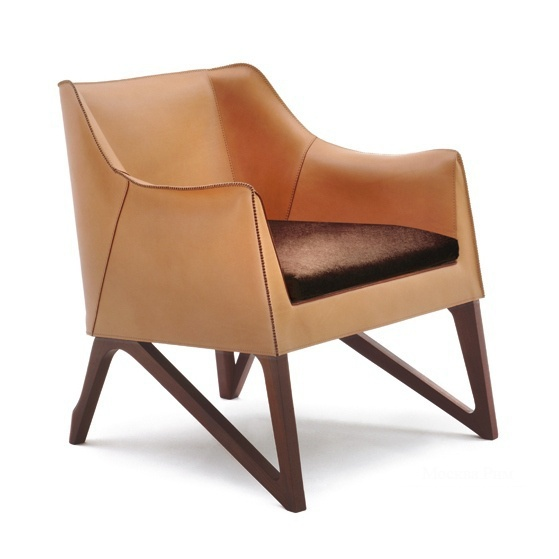 The Mobius Armchair Model From Giorgetti Is A Favorite At Switch Modern.