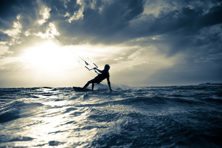 Common myths about kiteboarding. One little advice, if you want to kite do it well with a certified instructor.  #kitesurfing #kiteboarding #kiteschool