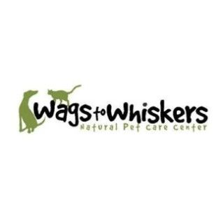 Wags to Whiskers- Locally owned natural pet supply store.