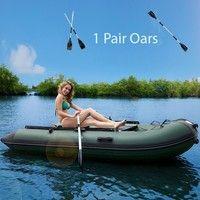 123cm Aluminum Portable Detachable Afloat Unsinkable Press Spring Leaf Oars Paddles for Boat Kayak R