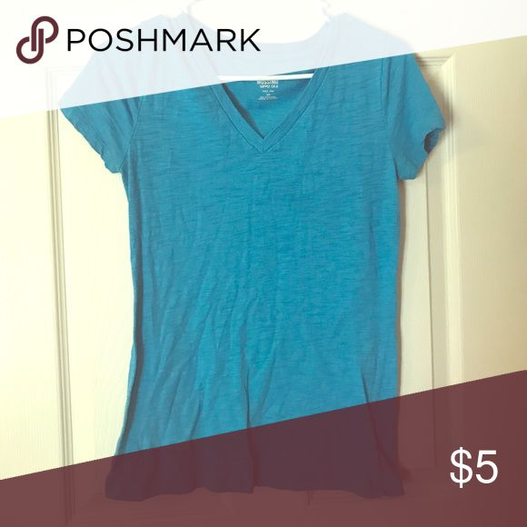 Mossimo light blue shirt No stains nor wears or tears on this shirt. Tops Blouses
