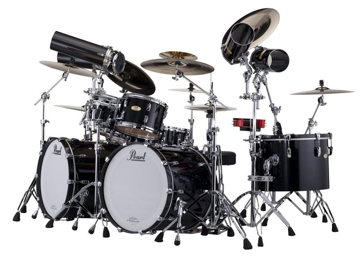Pin by Curt Dony on Cool Drum Kits | Pinterest