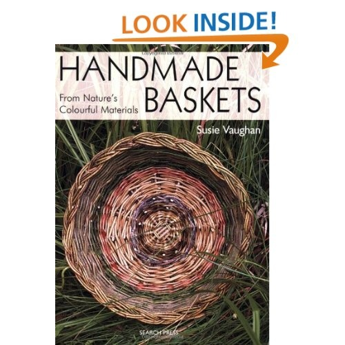 Basket Weaving Books Free : Foraged material basket weaving camper life