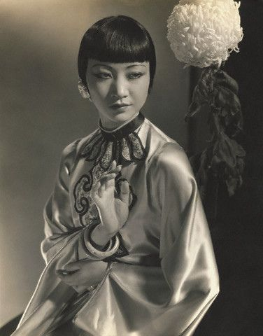 Edward Steichen, Anna May Wong, 1931 | Flickr - Photo Sharing!