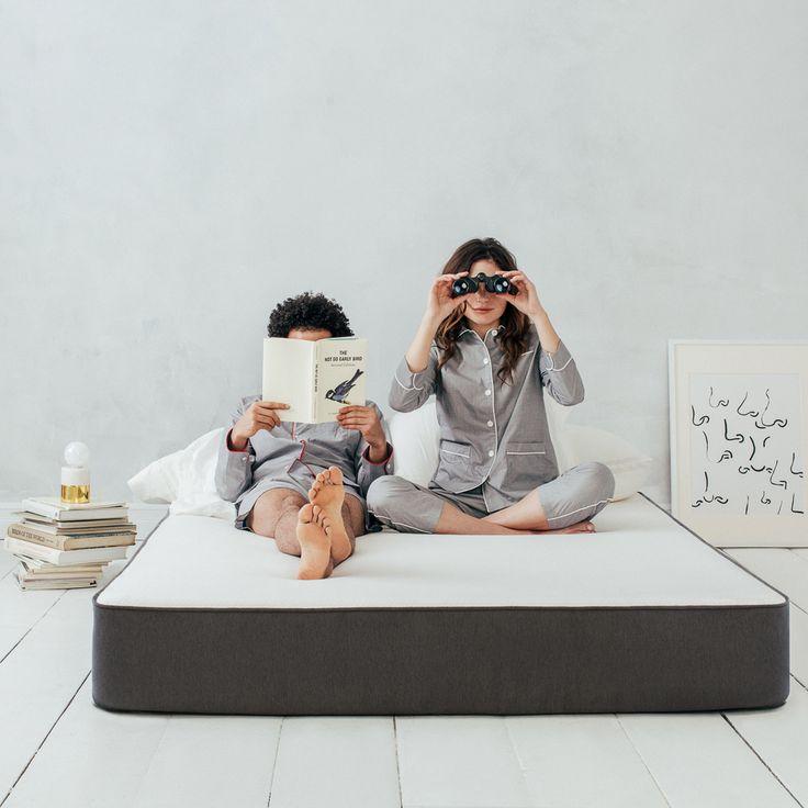 Matratzen online bestellen ohne Probe liegen? Ja! Bei Casper kann nach der Lieferung 100 Nächte gestestet werden, wie gut man im neuen Bett schläft | creme guides