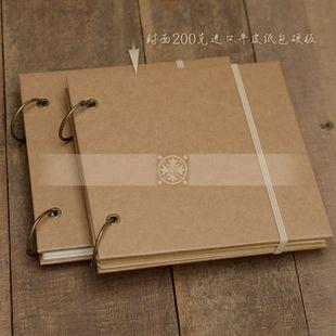 Купить Урожай небольшой свежий перекидные привязки дневник ноутбука нарисовал эскиз эскиз ноутбука из категории Записные книжки на Kupinatao.com