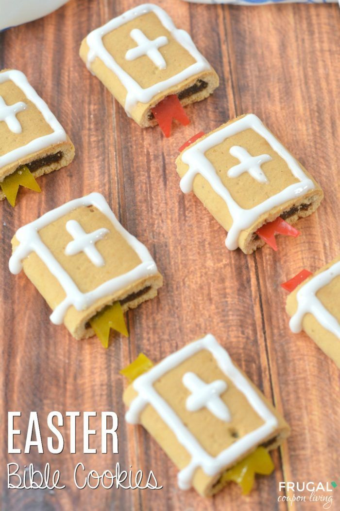 We have the cutest Sunday School Easter treat for your sweet friends – Easter Bi…   – Sweets
