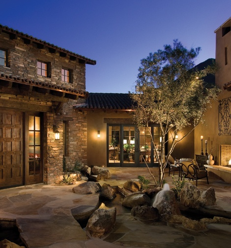 Mediterranean Ranch Style Homes: 1000+ Images About Spanish Colonial Ranches On Pinterest