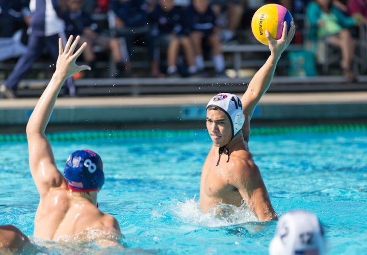 USA Men's Water Polo Announces Roster for FINA Intercontinental