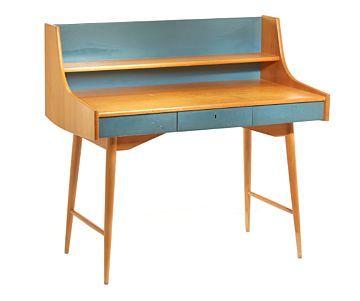 John Texmon, Skrivebord / Moderne mobler og design / Nettauksjon / Blomqvist - Blomqvist Kunsthandel