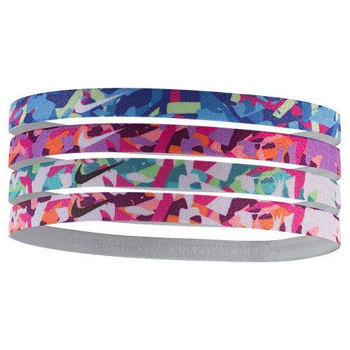 Girls' Nike 4-Pack Headbands - NJNA7 971 | Finish Line