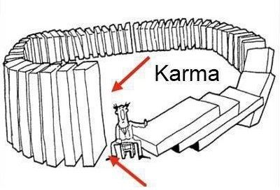 12 Little Known Laws of Karma (That Will Change Your Life)  Can Karma be a religion?  Cuz this is stuff I believe in!