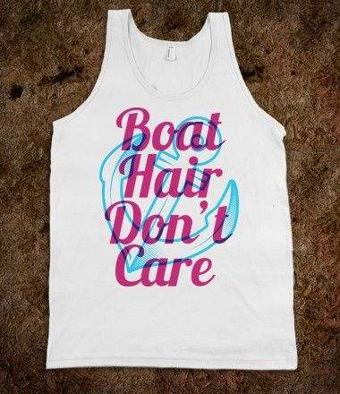 Boat Hair... this says it all.  I need this for this summer
