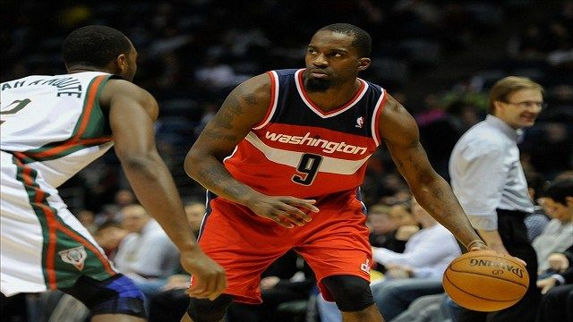 Add Washington Wizards' Martell Webster In Fantasy Basketball Leagues