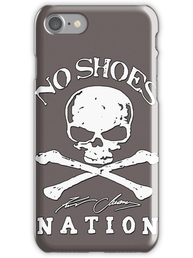 No Shoes Nation Kenny Chesney RBB01 iPhone 7 Snap Case