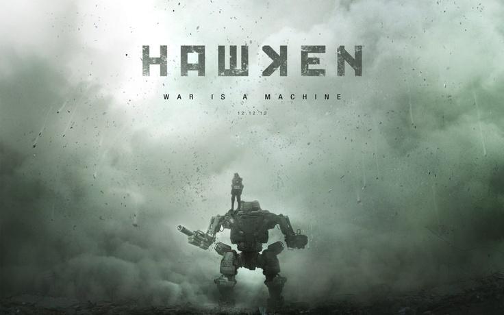 Hawken – War is a Machine
