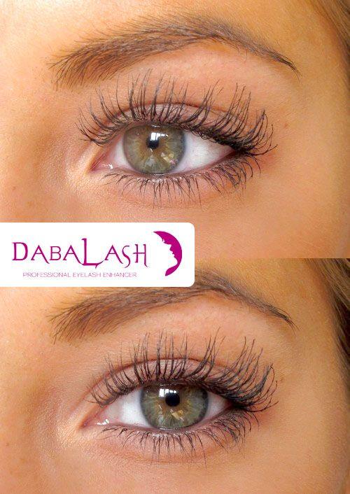 Mejora el aspecto de tus cejas y pestañas con #Dabalash. Resultados comprobados.