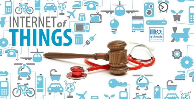 Internet of Things IoT in Law Practice