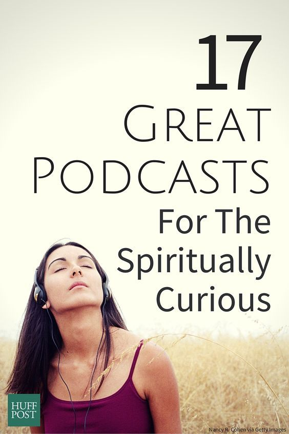 If you've always wanted to explore the world's great faith traditions, this is a list of great podcasts on spirituality and religions.