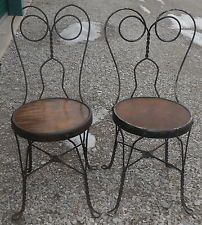 wholesale ice cream parlor chairs - Google Search