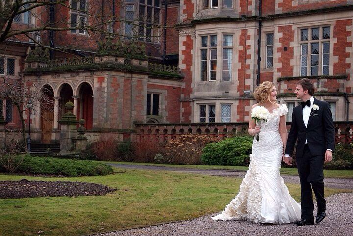 1 of my top 10 favourite pictures, Crewe Hall